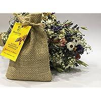 Native wildflower seedballs. Handmade in Dorset. 1 pack of Beebombs provides 21 square feet of bee friendly, wildflower meadow