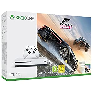 Xbox One S 1TB Konsole – Forza Horizon 3 Bundle