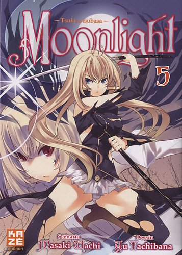 Moonlight Edition simple Tome 5