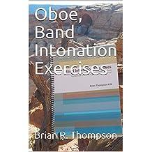 Oboe, Band Intonation Exercises (English Edition)