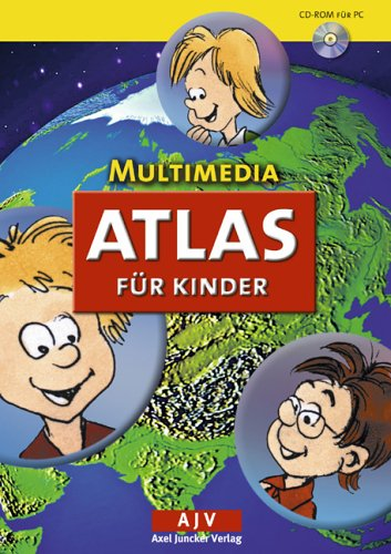 Multimedia Atlas für Kinder