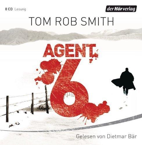 Agent 6: Roman von Smith. Tom Rob (2011) Audio CD