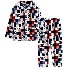92ecfd98f45f8 Flanelle enfants Pajama doux Dors Coral Velvet Pyjamas Nightcloth