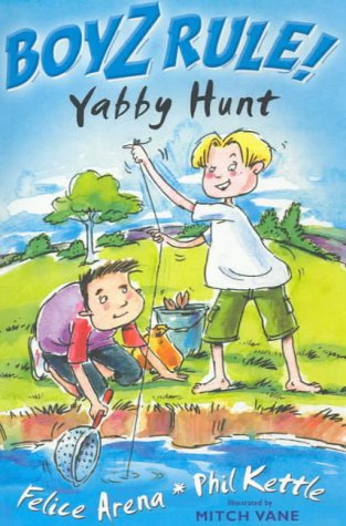 book cover of Yabby Hunt