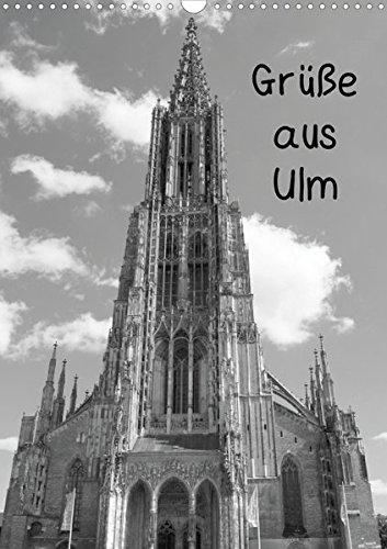 Grüße aus Ulm (Posterbuch DIN A3 hoch): Ulm in schwarz und weiß (Posterbuch, 14 Seiten) (CALVENDO Orte) [Taschenbuch] [Nov 11, 2012] kattobello, k.A. - Hotels Wi In