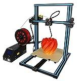 Creality CR-10S 3D Drucker Kits, Professionelle Industrielle 3D printer mit Multi PLA Filament/8G SD Card/Tool, hoher Genauigkeit und großen Abmessungen 300*300*400mm