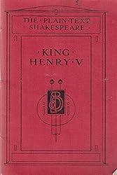 King Henry V (Plain-Text Shakespeare)