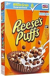General Mills Céréales Reese's Puffs