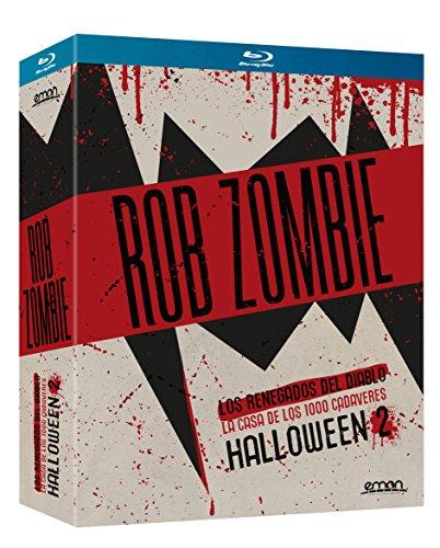 (Blu-Ray) (Import) (2013) Sheri Moon Zombie; Sid Haig; (Halloween-dvd-set)