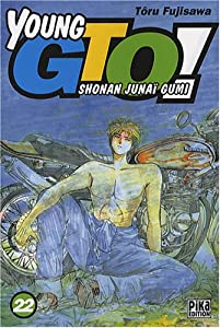 Young GTO Edition simple Tome 22