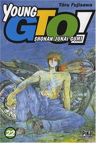 Young GTO - Shonan Junaï Gumi Vol.22 par FUJISAWA Tôru / FUJISAWA Tohru
