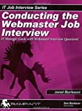 Offering accumulated observations of interviews with hundreds of job candidates, these books provide useful insights into which characteristics make a good IT professional. These handy guides each have a complete set of job interview questions and...