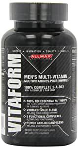 Allmax Vitaform Multi Vitamins 60 Tablets