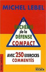 Les enchères de la défense : Compact, avec 250 exercices commentés