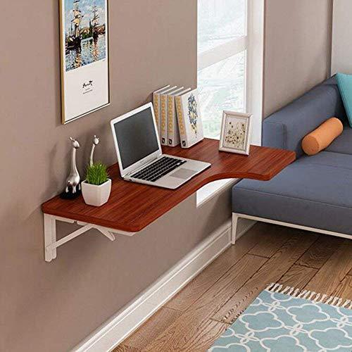 lapptisch Esstisch Drop Leaf Computer Desk Hinweis Schreibtisch (Color : C, Size : 80 * 60 * 40cm) ()