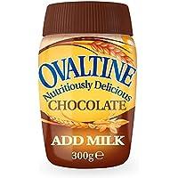 Ovaltine Chocolate Añadir la leche 300g Jar