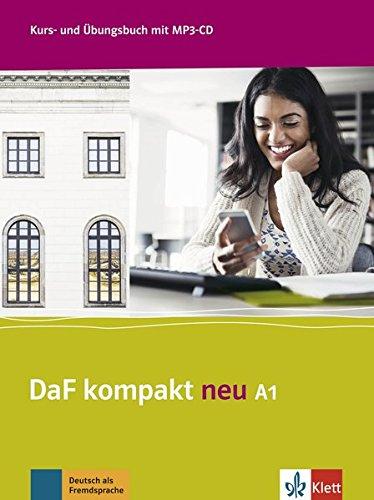 DaF kompakt neu a1, libro del alumno y libro de ejercicios por Vv.Aa.
