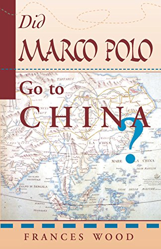 Did Marco Polo Go To China? (English Edition) eBook: Wood, Frances ...