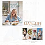 Chef on a Diet and The Louise Parker Method [Hardcover] 2 Books Bundle Collection - Eat well, lose weight, look great, Lean for Life