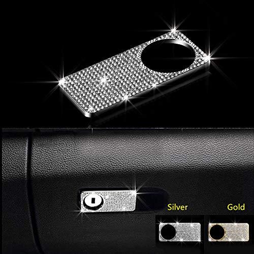 HDCF Diamant Auger Bling Werkzeugkasten Borte Rahmenabdeckung Aufkleber W205 Pailletten Abdeckung Für C200L E-Klasse GLK GLC CLS SL GL M