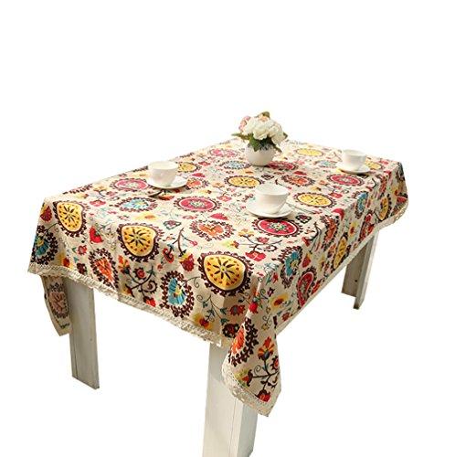 niseng-tournesol-fleurs-imprim-nappes-rectangulaire-anti-tche-nappe-en-lin-dcorative-nappe-de-table-