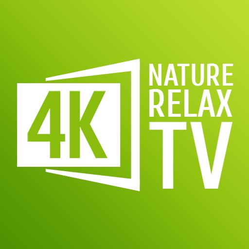 5190dOp8ztL - 4K Nature Relax TV