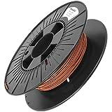 Minadax® 0,5 Kg Premium Qualität 1,75mm METAL-Filament Kupfer für 3D-Drucker hergestellt in Europa