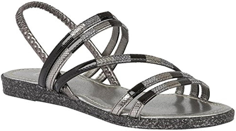 Mr.   Ms. Lotus sandali flat elastici multi bastia Regina di qualità Nuovo arrivo Aggiornamento tempestivo   Conosciuto per la sua eccellente qualità    Maschio/Ragazze Scarpa