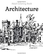 Architecture - Adult Coloring Book d'Isabella & Sophia