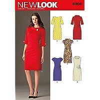 New Look - Cartamodello 6000 abiti donna ebca8873bb2c