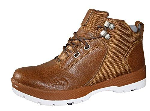K1X, Sneaker uomo dark honey/grau/weiss