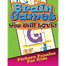 Brain Games You Will Love Picture Puzzles For Kids