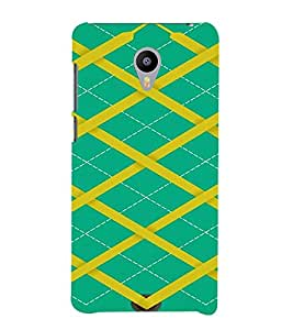 PrintVisa Sweater Design 3D Hard Polycarbonate Designer Back Case Cover for Meizu M2