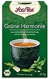 Yogistar Thé Bio Yogi Tea Harmonie verte bio (1x 17BTL)