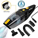 Voroly High Power 3500PA 120W 12V Auto Vacuum Cleaner for Car Portable Wet
