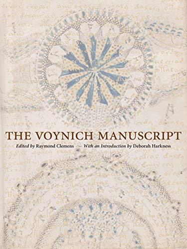 The Voynich Manuscript - Pflanzenteile