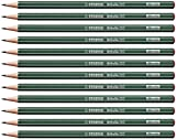 STABILO Othello matita in grafite 2B - Confezione da 12