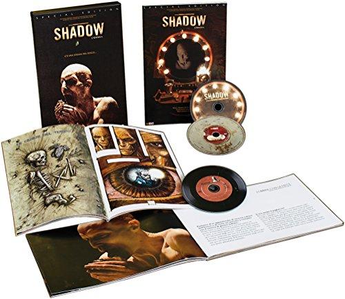 Shadow (Limited) (Dvd+Blu-Ray+Fumetto+Libro+Cd)