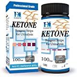 HK Ketone Test Strips - 100 Urine Strips...