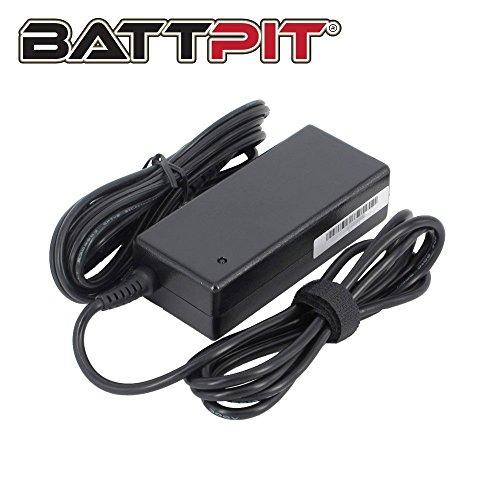 BattPit 65W Laptop Netzteil Ladegerät für Asus A56C A550C F550 F550C F550L F552C F552CL F552E F751M F751L K56C K550C K550L K555L P550C P550L mit Netzkabel - [19V 3.42A]