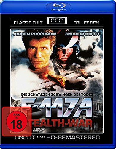 Bild von F-117 A - Stealth-War - Classic Cult Edition [Blu-ray]
