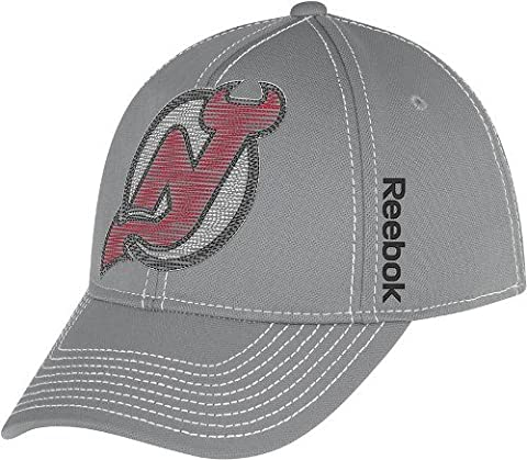 New Jersey Devils NHL Reebok 2013 Center Ice 2nd Season Player Hat