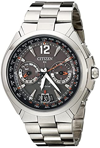 CITIZEN Satellite Wave Stainless / Sapphire CC1090-61E