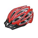 Casco da ciclismo, elmetto super leggero a zanzariera-1-57-61cm
