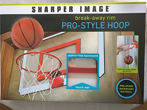 sharper-image-break-away-rim-pro-style-hoop-basketball-game-by-sharper-image