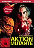 DVD Cover 'Aktion Mutante (Uncut)