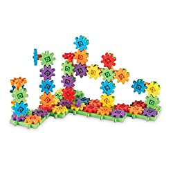 Learning Resources Gears Beginners Building Guid