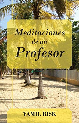 Meditaciones de un Profesor