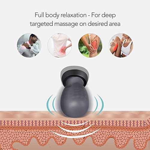 Zoom IMG-2 naipo massaggiatore elettrico palmare di