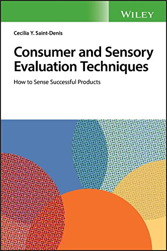 Consumer and Sensory Evaluation Techniques: How to Sense Successful Products PDF Books